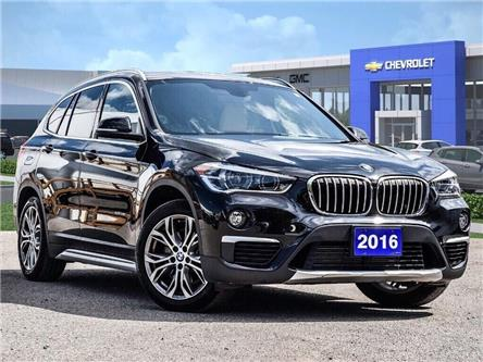 2016 BMW X1 XDRIVE28I-AWD-2 SETS OF TIRES ON RIMS-1 OWNER (Stk: 185733A) in Markham - Image 1 of 26