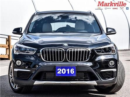 2016 BMW X1 XDRIVE28I-AWD-2 SETS OF TIRES ON RIMS-1 OWNER (Stk: 185733A) in Markham - Image 2 of 26