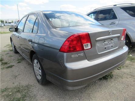 2005 Honda Civic DX, HEAT/AC, MATS (Stk: 036256A) in Brampton - Image 2 of 13