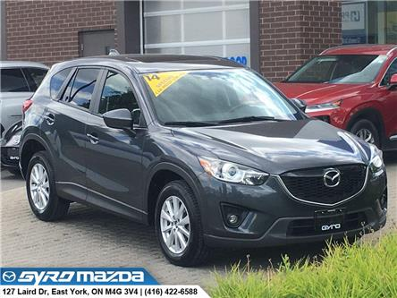 2014 Mazda CX-5 GS (Stk: 28968A) in East York - Image 1 of 29