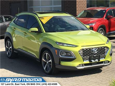 2018 Hyundai Kona 1.6T Ultimate (Stk: 29059A) in East York - Image 1 of 30
