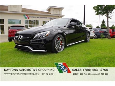 2017 Mercedes-Benz AMG C 63 S (Stk: 7619) in Edmonton - Image 1 of 24