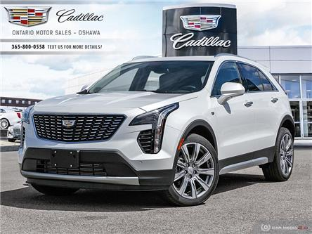 2020 Cadillac XT4 Premium Luxury (Stk: 0008121) in Oshawa - Image 1 of 19