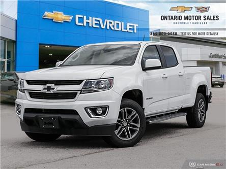 2019 Chevrolet Colorado WT (Stk: T9152869) in Oshawa - Image 1 of 19