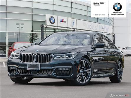 2019 BMW 750 Li xDrive (Stk: B682404) in Oakville - Image 1 of 26