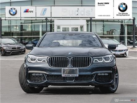 2019 BMW 750 Li xDrive (Stk: B682404) in Oakville - Image 2 of 26