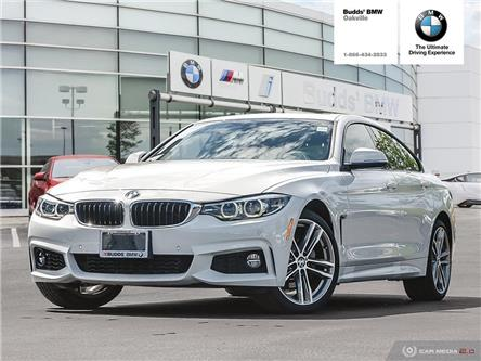 2019 BMW 440i xDrive Gran Coupe (Stk: B036707) in Oakville - Image 1 of 27