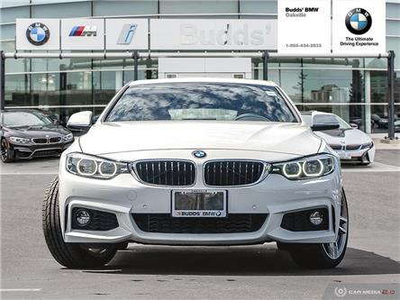 2019 BMW 440i xDrive Gran Coupe (Stk: B036707) in Oakville - Image 2 of 27