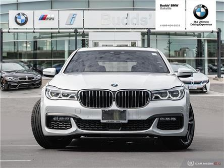 2019 BMW 750 Li xDrive (Stk: B694565) in Oakville - Image 2 of 27