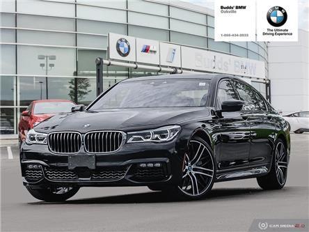 2019 BMW 750 Li xDrive (Stk: B030642) in Oakville - Image 1 of 26