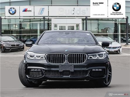 2019 BMW 750 Li xDrive (Stk: B030642) in Oakville - Image 2 of 26