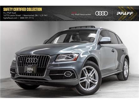 2016 Audi Q5 3.0T Technik (Stk: 53372) in Newmarket - Image 1 of 22