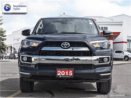 2015 Toyota 4Runner SR5 V6 (Stk: E7919) in Ottawa - Image 2 of 29