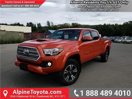 2016 Toyota Tacoma  (Stk: X010292) in Cranbrook - Image 1 of 26
