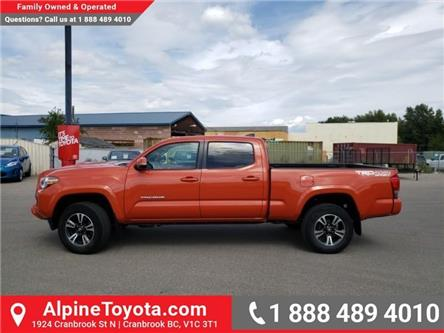 2016 Toyota Tacoma  (Stk: X010292) in Cranbrook - Image 2 of 26