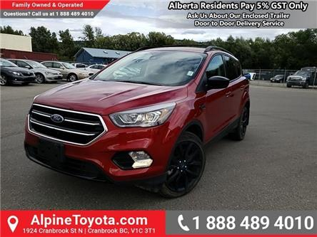 2018 Ford Escape SE (Stk: X191422A) in Cranbrook - Image 1 of 23