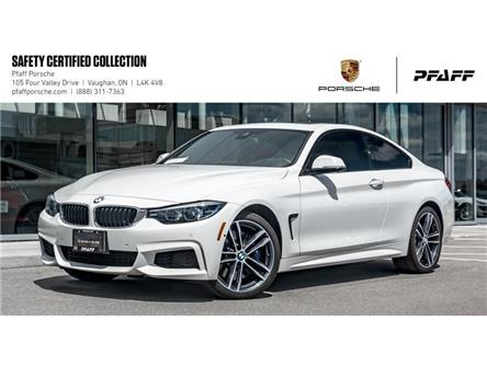 2019 BMW 440i xDrive Coupe (Stk: P14765A) in Vaughan - Image 1 of 22