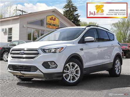 2017 Ford Escape SE (Stk: J19069) in Brandon - Image 1 of 27