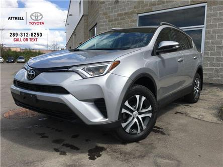 2017 Toyota RAV4 LE AWD UPGRADE PKG PEDESTRIAN DETECTION, LDA, HEAT (Stk: 45114A) in Brampton - Image 1 of 26