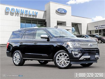 2019 Ford Expedition Platinum (Stk: DS1609) in Ottawa - Image 1 of 27