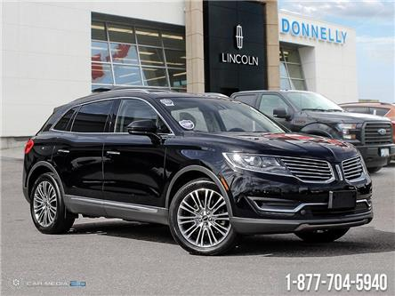 2016 Lincoln MKX Reserve (Stk: PLDS1553A) in Ottawa - Image 1 of 27