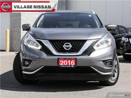 2016 Nissan Murano SL (Stk: p2860) in Unionville - Image 2 of 27