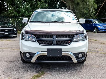 2017 Dodge Journey Crossroad (Stk: U06643) in Toronto - Image 2 of 26