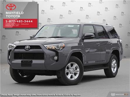 2019 Toyota 4Runner SR5 (Stk: 1902141) in Edmonton - Image 1 of 24