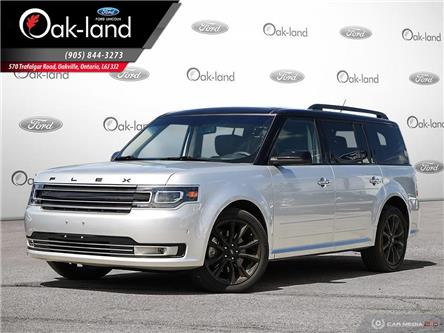 2019 Ford Flex Limited (Stk: A3156) in Oakville - Image 1 of 27