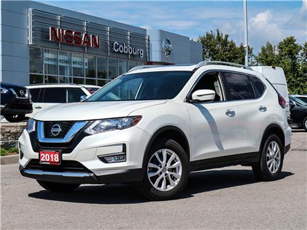 2018 Nissan Rogue SV (Stk: JC767982) in Cobourg - Image 1 of 33