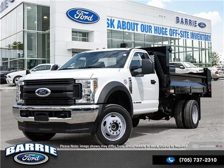 2019 Ford F-550 Chassis XL (Stk: T0104) in Barrie - Image 1 of 27