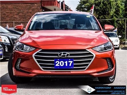 2017 Hyundai Elantra GL (Stk: H190566A) in Markham - Image 2 of 28