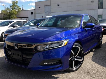 2018 Honda Accord Sport (Stk: 58169A) in Scarborough - Image 1 of 21