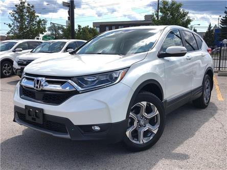 2017 Honda CR-V EX (Stk: 58435A) in Scarborough - Image 1 of 22