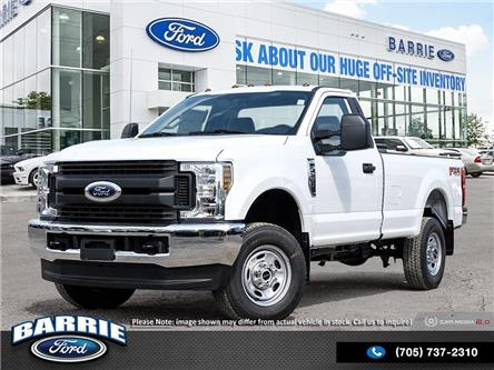2019 Ford F-250 XL (Stk: T1077) in Barrie - Image 1 of 27