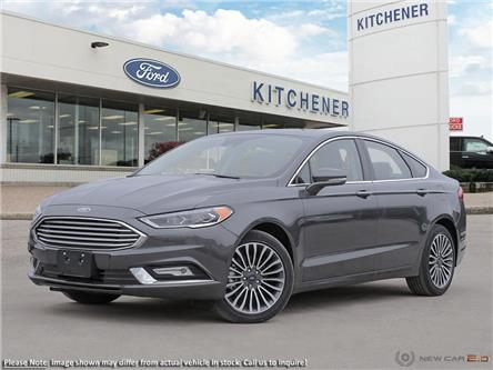 2018 Ford Fusion SE (Stk: 8N8060) in Kitchener - Image 1 of 23