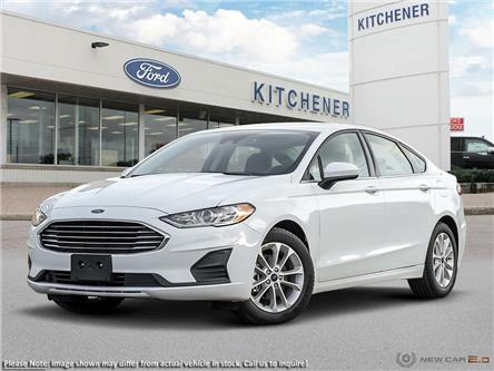 2019 Ford Fusion SE (Stk: 9N2490) in Kitchener - Image 1 of 23