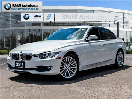 2015 BMW 328d xDrive (Stk: P8634A) in Thornhill - Image 1 of 31