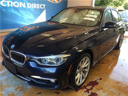 2016 BMW 328i xDrive (Stk: 16-T75556) in Lower Sackville - Image 1 of 16