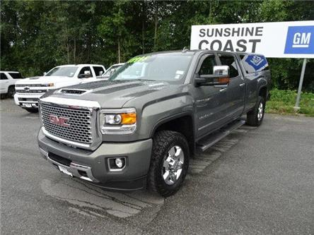 2017 GMC Sierra 3500HD Denali (Stk: SC0099) in Sechelt - Image 1 of 19