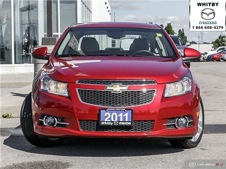 2011 Chevrolet Cruze LT Turbo (Stk: 190064A) in Whitby - Image 2 of 27