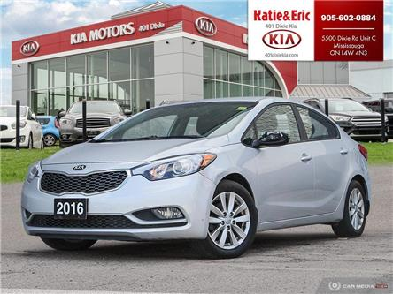 2016 Kia Forte  (Stk: FO19117A) in Mississauga - Image 1 of 25