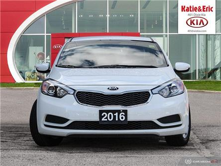 2016 Kia Forte 1.8L LX (Stk: ST20014A) in Mississauga - Image 2 of 27
