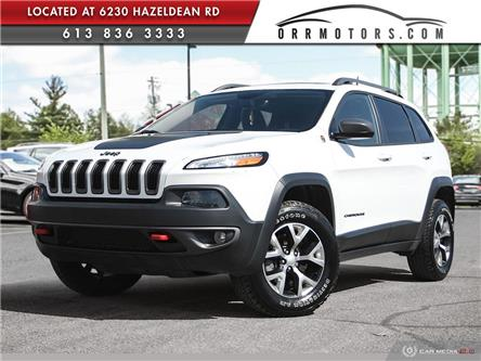 2017 Jeep Cherokee Trailhawk (Stk: 5788T) in Stittsville - Image 1 of 27