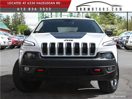 2017 Jeep Cherokee Trailhawk (Stk: 5788T) in Stittsville - Image 2 of 27