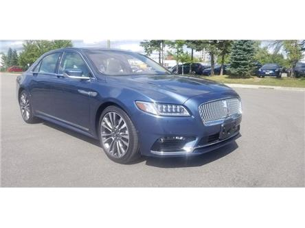 2019 Lincoln Continental Reserve (Stk: P8797) in Unionville - Image 1 of 22