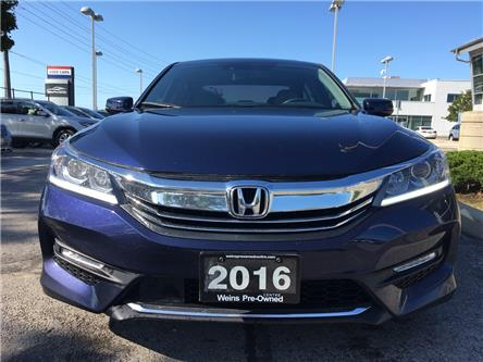 2016 Honda Accord EX-L (Stk: 1786W) in Oakville - Image 2 of 32