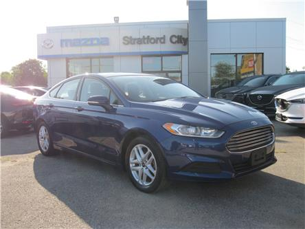 2014 Ford Fusion SE (Stk: 19129A) in Stratford - Image 1 of 23