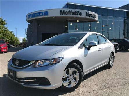 2013 Honda Civic LX (Stk: 27790) in Barrie - Image 1 of 23
