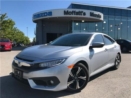 2017 Honda Civic Touring (Stk: 27791) in Barrie - Image 1 of 28